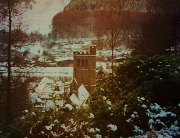 PENTRE IN THE WINTER TIME