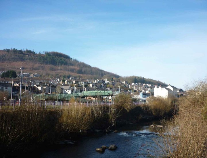 River Cynon Mountain Ash
