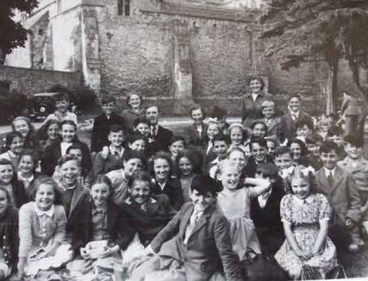 Rhigos Primary School - The first was a school trip to Wells Cathedral in July 1949