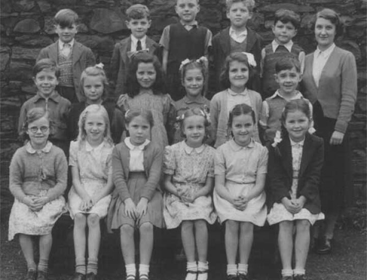 Rhigos Primary School - 1949