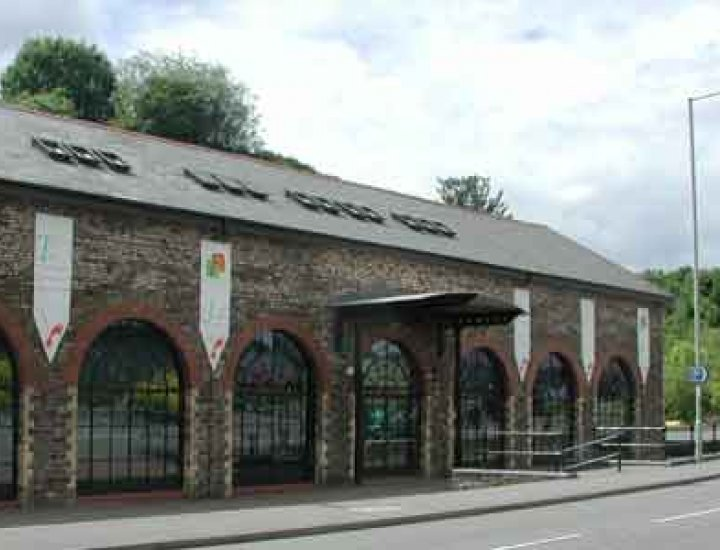The Cynon valley museum, Depot Road, Aberdare