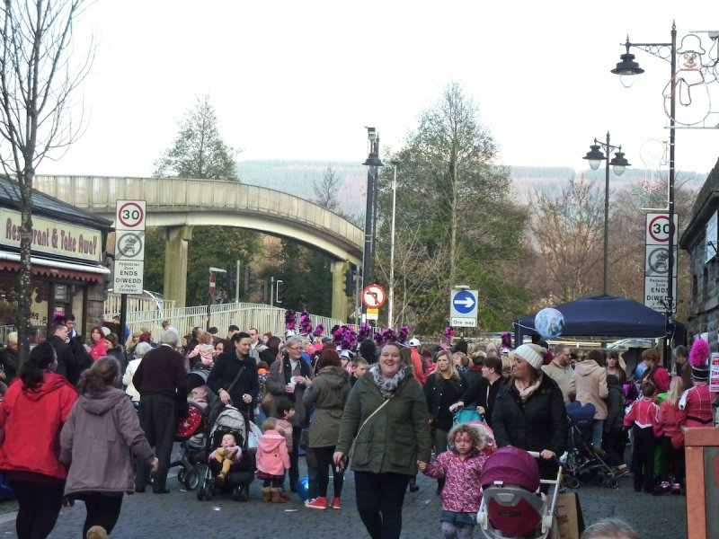Aberdare Christmas Event